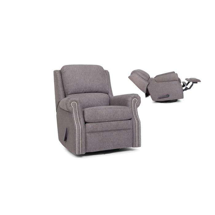 Smith Brothers Furniture - Manual Reclining Chair