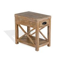 Durango Chair Side Table