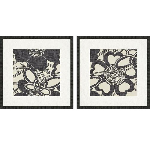Product Image - Floral Katagami S/2