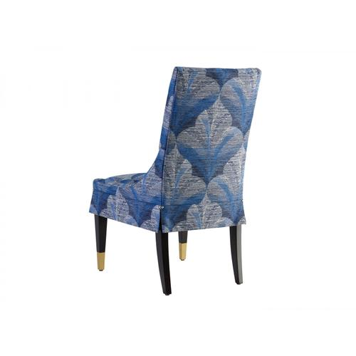 Monarch Upholstered Side Chair