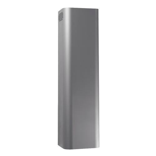 Optional Flue Extension for E54000 range hoods in Stainless Steel