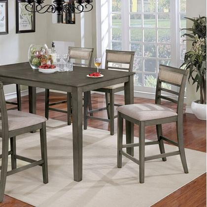 See Details - Fafnir 7 Pc. Counter Ht. Table Set