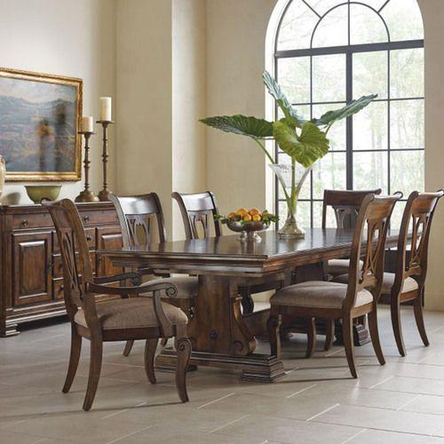 Gallery - Portolone Carusso Trestle Table