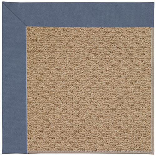 "Creative Concepts-Raffia Canvas Sapphire Blue - Rectangle - 24"" x 36"""