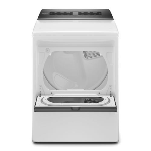 Whirlpool - 7.4 cu. ft. Smart Top Load Gas Dryer
