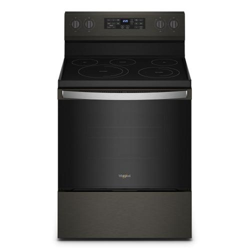 Gallery - 5.3 Cu. Ft. Whirlpool® Electric 5-in-1 Air Fry Oven