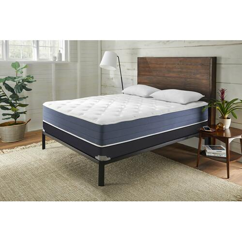 "American Bedding 14"" Plush Tight Top Mattress, King"