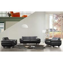 Product Image - Divani Casa Lucca - Modern Italian Leather Sofa Set