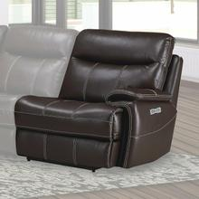 DYLAN - MAHOGANY Power Right Arm Facing Recliner