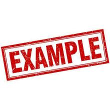 Example Product Title - Small