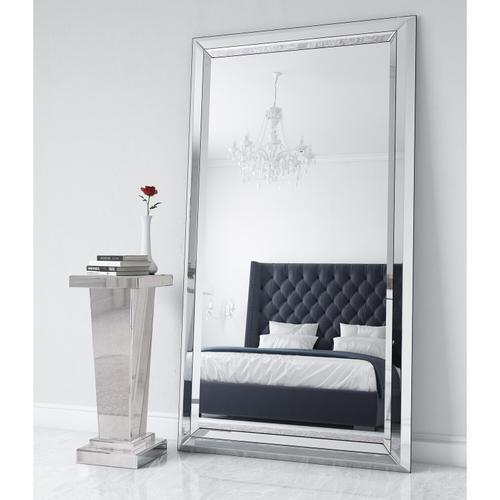 Howard Elliott - Tapered Mirrored Pedestal