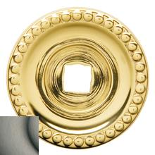 Product Image - Antique Nickel Knob Back Plate
