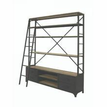 ACME Actaki Bookshelf - 92436 - Sandy Gray