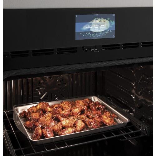 "GE Profile™ 30"" Smart Built-In Convection Single Wall Oven with In-Oven Camera and No Preheat Air Fry"