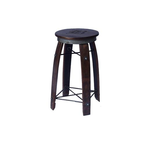 2 Day Designs - Daisy Stave Stool