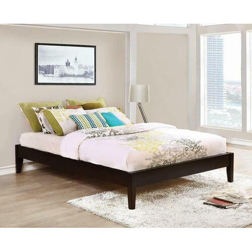 Hounslow Cappuccino California King Platform Bed