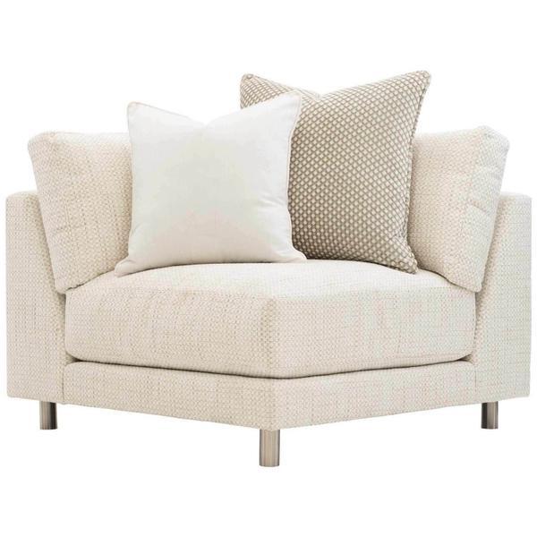 See Details - Dakota Corner Chair