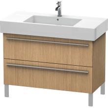 View Product - Vanity Unit Floorstanding, European Oak (decor)