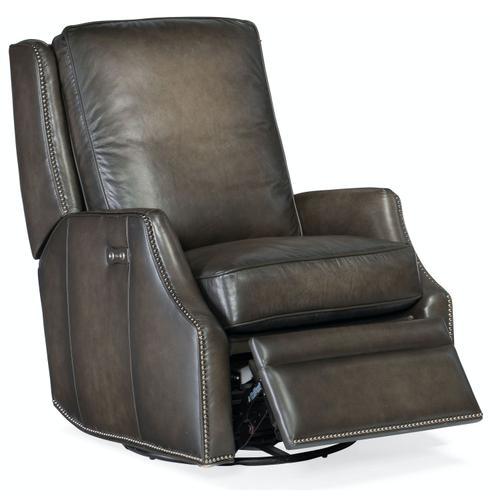 Living Room Kerley PWR Swivel Glider Recliner