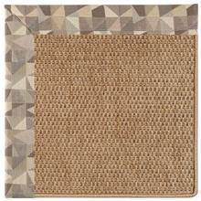 "View Product - Islamorada-Basketweave Geo Bronze - Rectangle - 24"" x 36"""