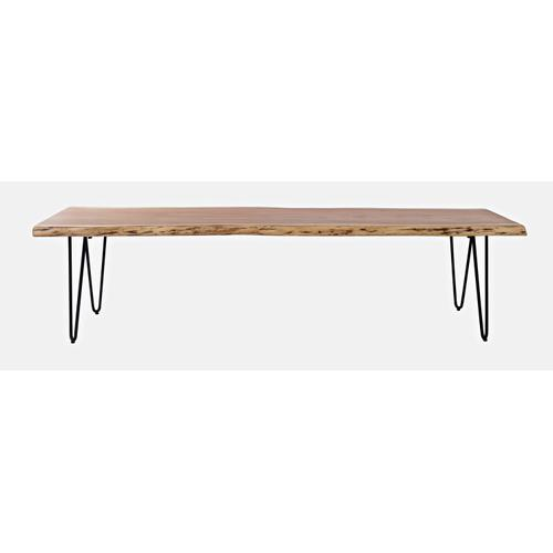 Nature's Edge Natural Bench 70x18