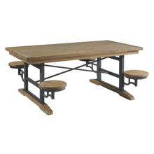 See Details - Highland Cafeteria Table