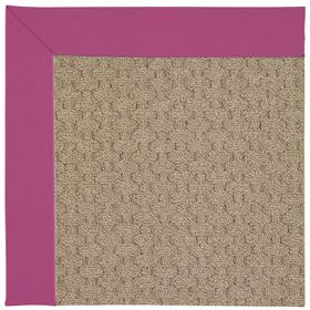 Creative Concepts-Grassy Mtn. Canvas Hot Pink Machine Tufted Rugs
