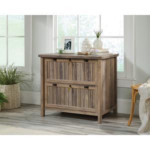 SauderWashed Walnut 2-Drawer Lateral File Cabinet