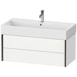 Duravit - Vanity Unit Wall-mounted, White Matte