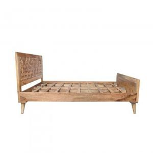 Clio Queen Size Bed
