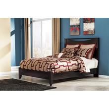 Zanbury Merlot Queen Bedframe