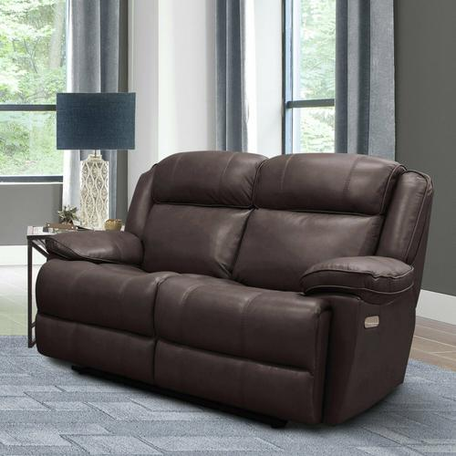 Parker House - ECLIPSE - FLORENCE BROWN Power Loveseat