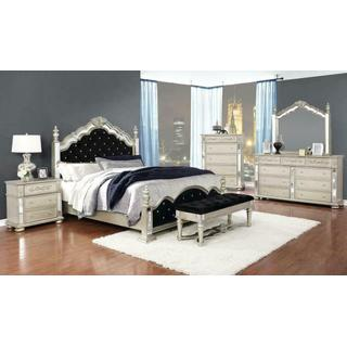 Heidi 4-piece Queen Bedroom Set