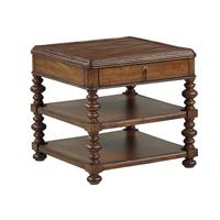 Bazaar End Table Product Image