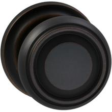 Interior Traditional Knob Latchset in (TB Tuscan Bronze, Lacquered)