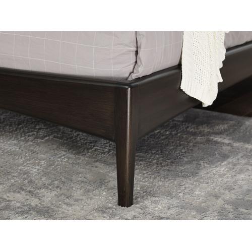 Greenington Fine Bamboo Furniture - Cypress Eastern King Platform Bed, Havana