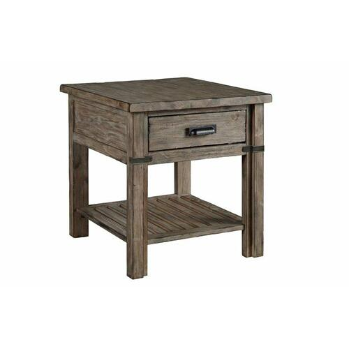Gallery - Drawer End Table