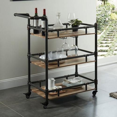Furniture of America - Aylmer Serving Cart