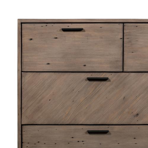 Viva 7 Drawer Dresser-sundried Ash
