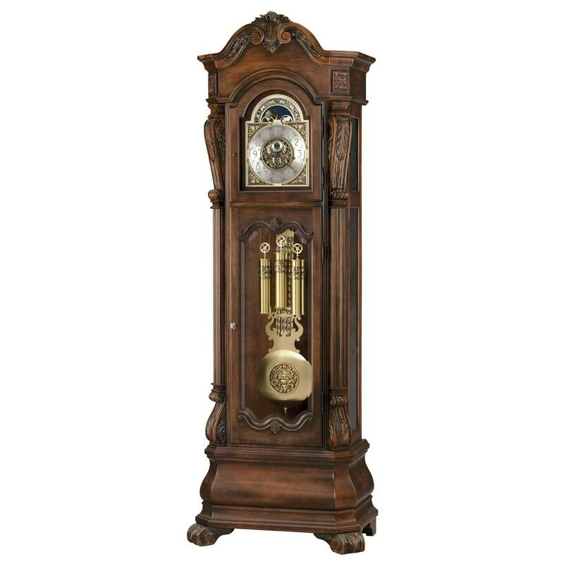 Howard Miller Hamlin Wooden Floor Clock 611025