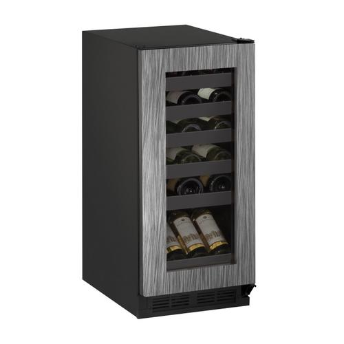 "1215wc 15"" Wine Refrigerator With Integrated Frame Finish (115 V/60 Hz Volts /60 Hz Hz)"
