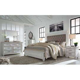 Kanwyn King Upholstered Bedroom Package