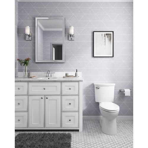 American Standard - Homestead VorMax Toilet - 1.28 GPF  American Standard - White
