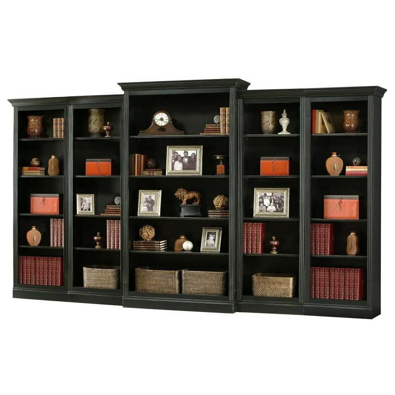 Howard Miller Oxford Left Return Bookcase 920014