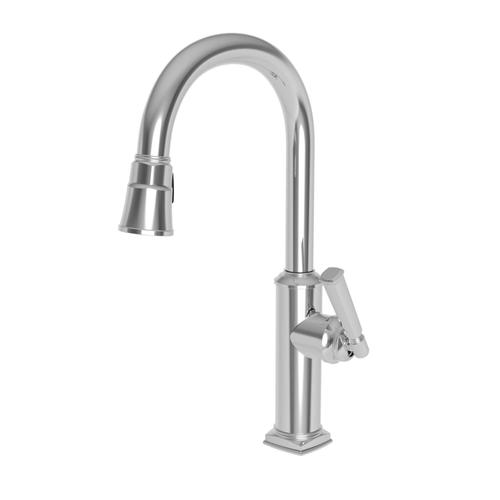 Satin Brass - PVD Pull-down Kitchen Faucet