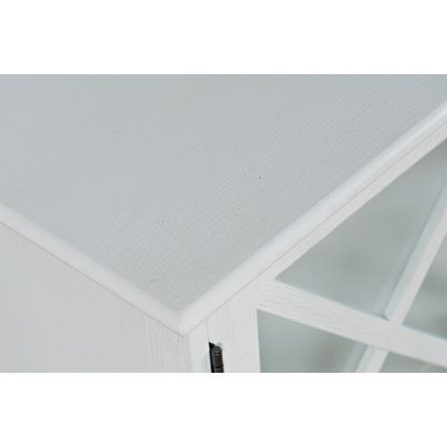 Carrington Accent Cabinet - White