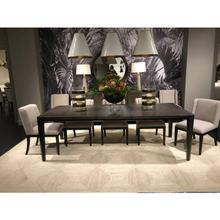 "Horizon 76"" Rectangular Dining Table - Flannel"