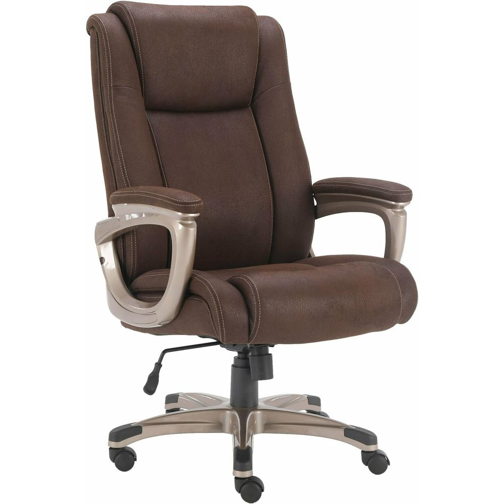 DC#314HD-DK - DESK CHAIR Fabric Heavy Duty Desk Chair - 400 lb.