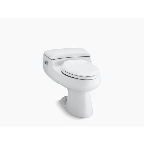 Dune One-piece Elongated 1.0 Gpf Chair Height Toilet