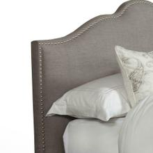 JAMIE - FALSTAFF King Headboard 6/6 (Grey)
